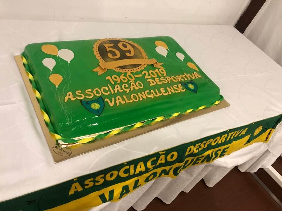 59 anos da Associação Desportiva Valonguense
