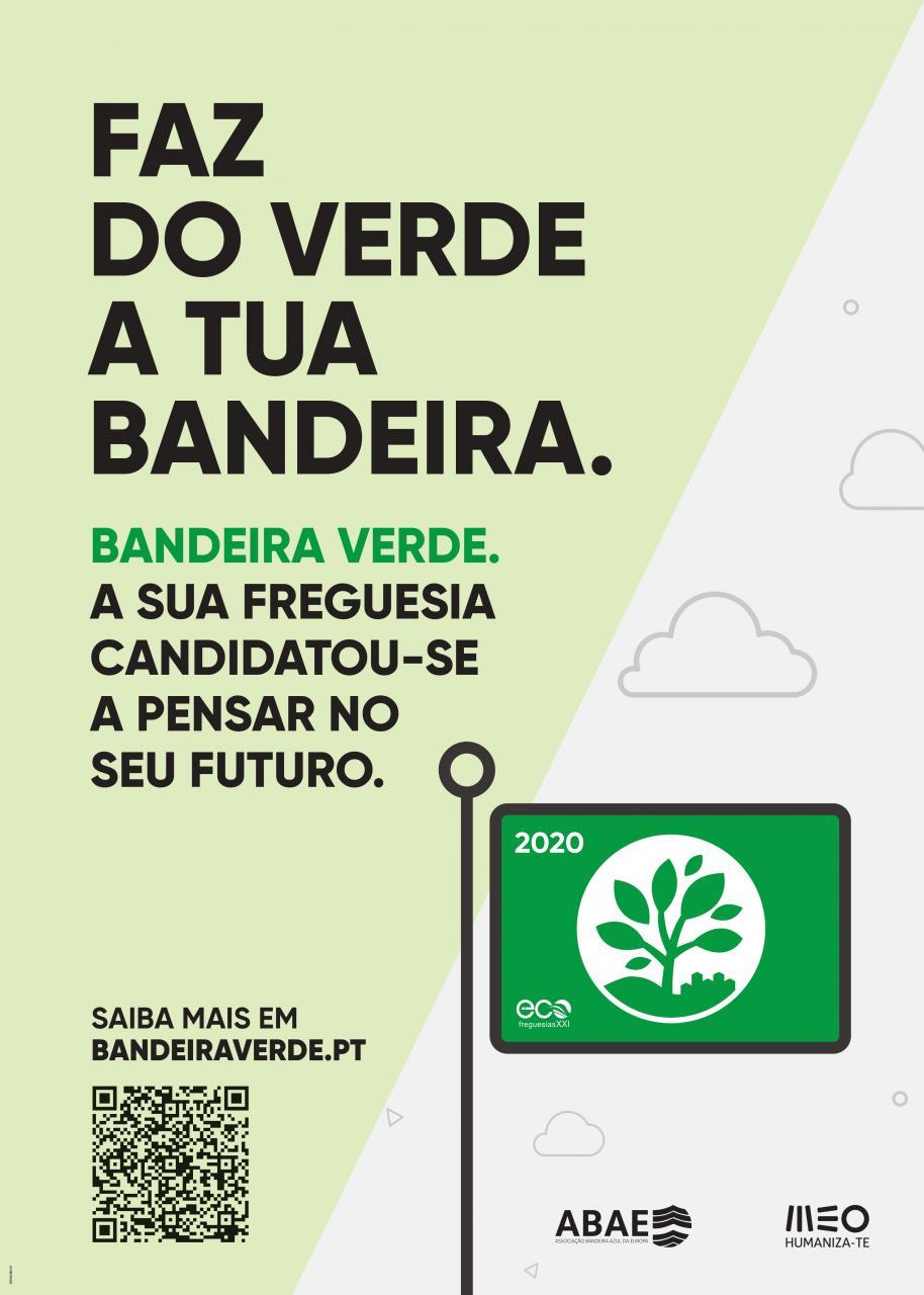 Vamos fazer do verde a nossa bandeira