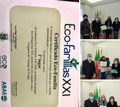 Projeto Eco-Freguesias XXI