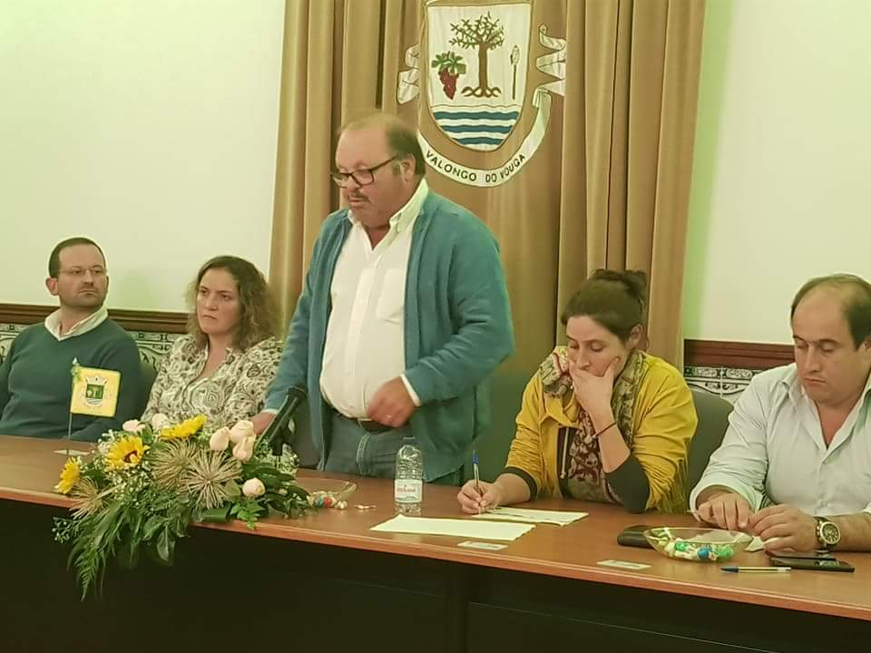 Edital - 4ª Sessão Pública ordinária da Assembleia de Freguesia