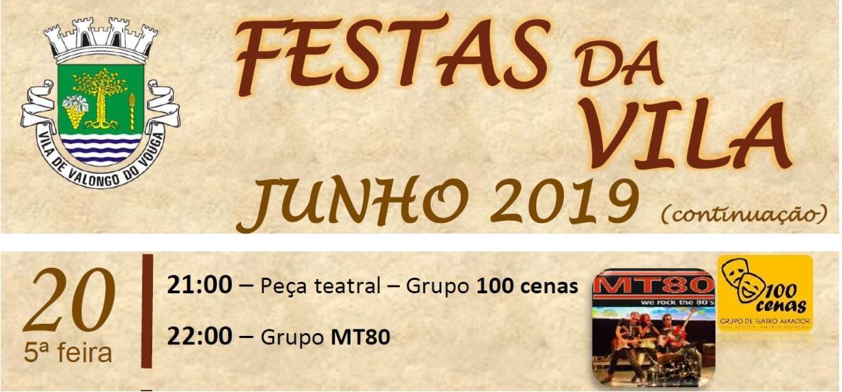 FESTAS DA VILA DIA 20