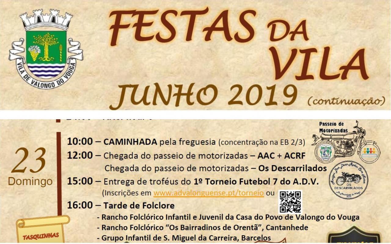 FESTAS DA VILA DIA 23