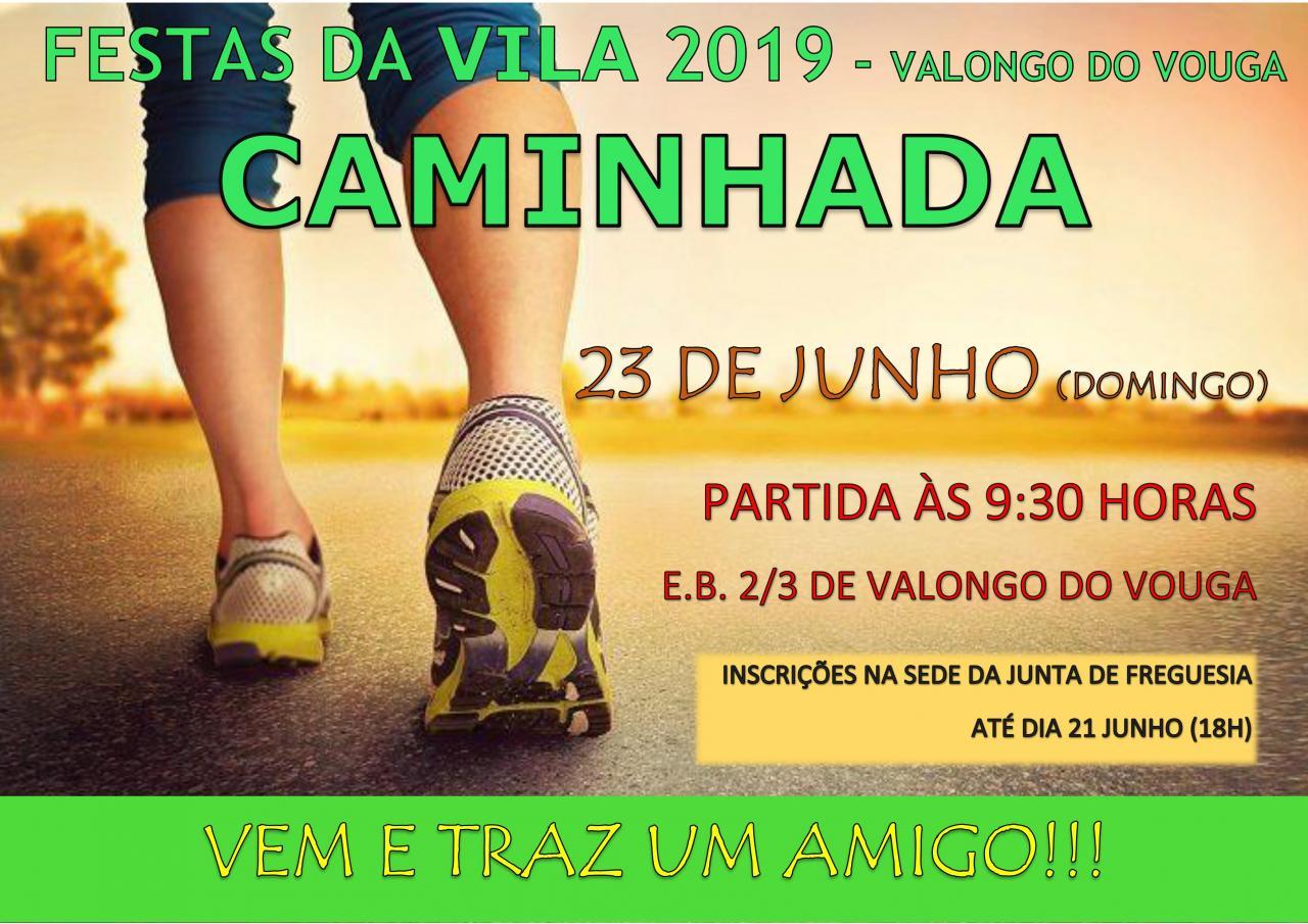 FESTAS DA VILA - CAMINHADA